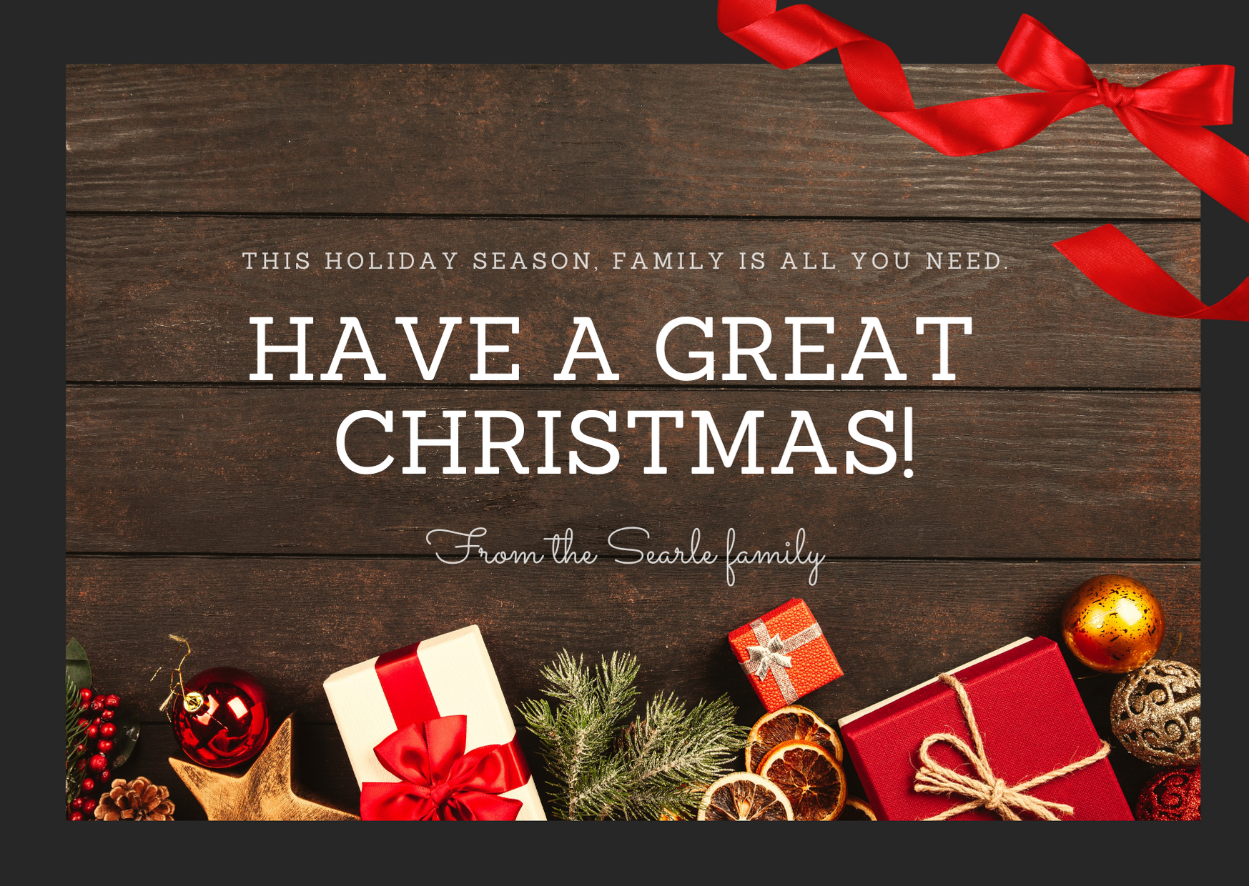 How to Make This Christmas a Merry, Memorable One!